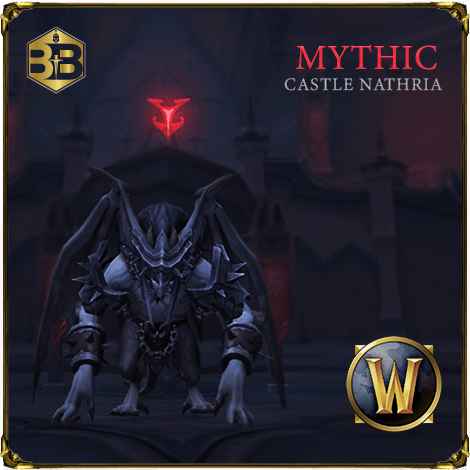 Buy Mythic Castle Nathria Boost