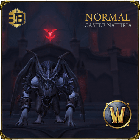 Buy Castle Nathria Normal Boost