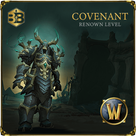 Buy WoW Covenant Renown Boost