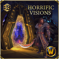 Buy WoW Horrific Visions Boost