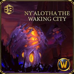 Ny'alotha, The Waking City