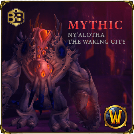 Buy WoW Nyalotha Mythic Boost