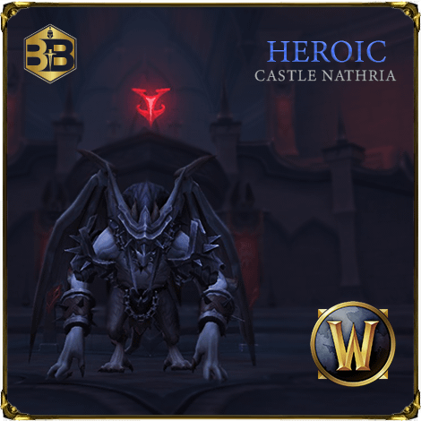 Buy Castle Nathria Heroic Boost